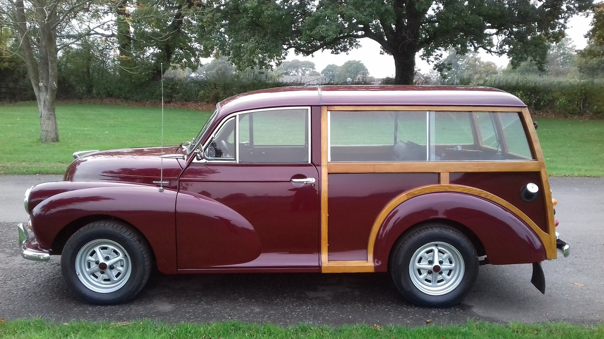 1965 Morris Minor 1000 For Sale (picture 1 of 6)