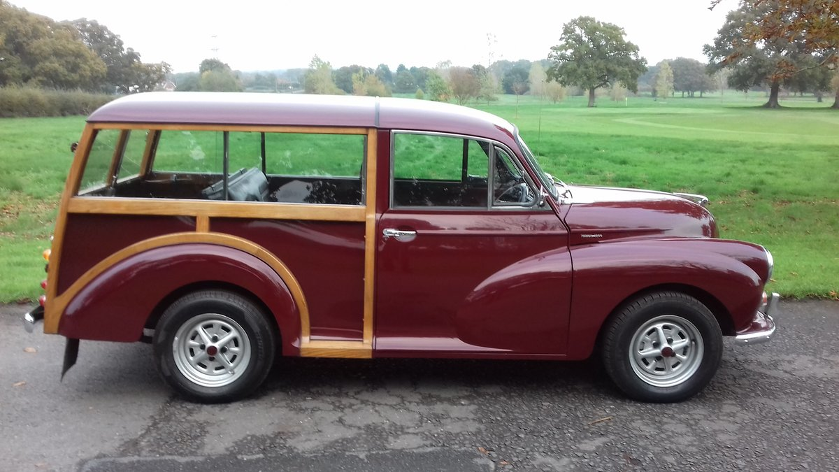 1965 Morris Minor 1000 For Sale (picture 2 of 6)