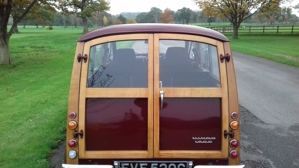 1965 Morris Minor 1000 For Sale (picture 3 of 6)