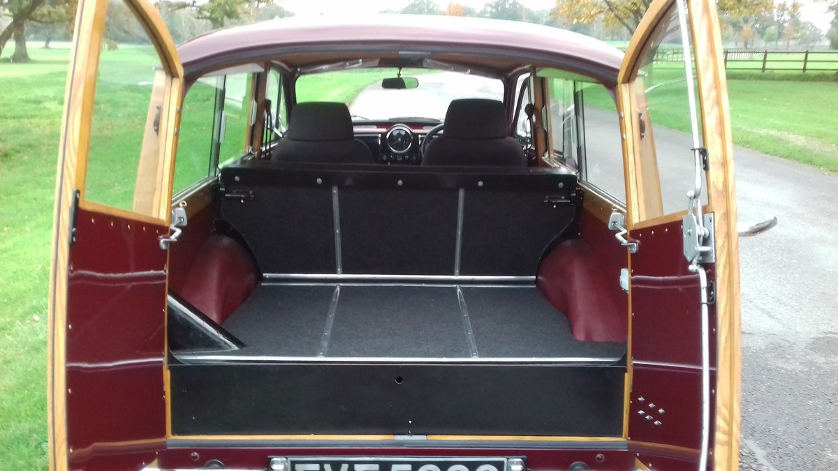 1965 Morris Minor 1000 For Sale (picture 5 of 6)