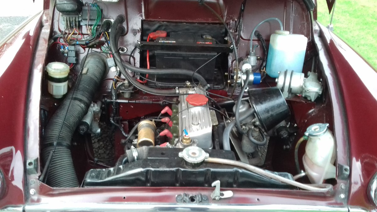 1965 Morris Minor 1000 For Sale (picture 6 of 6)