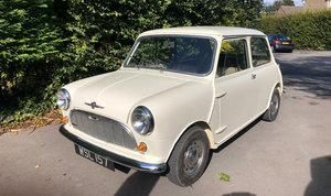 1961 Morris Mini Minor 04 Dec 2019