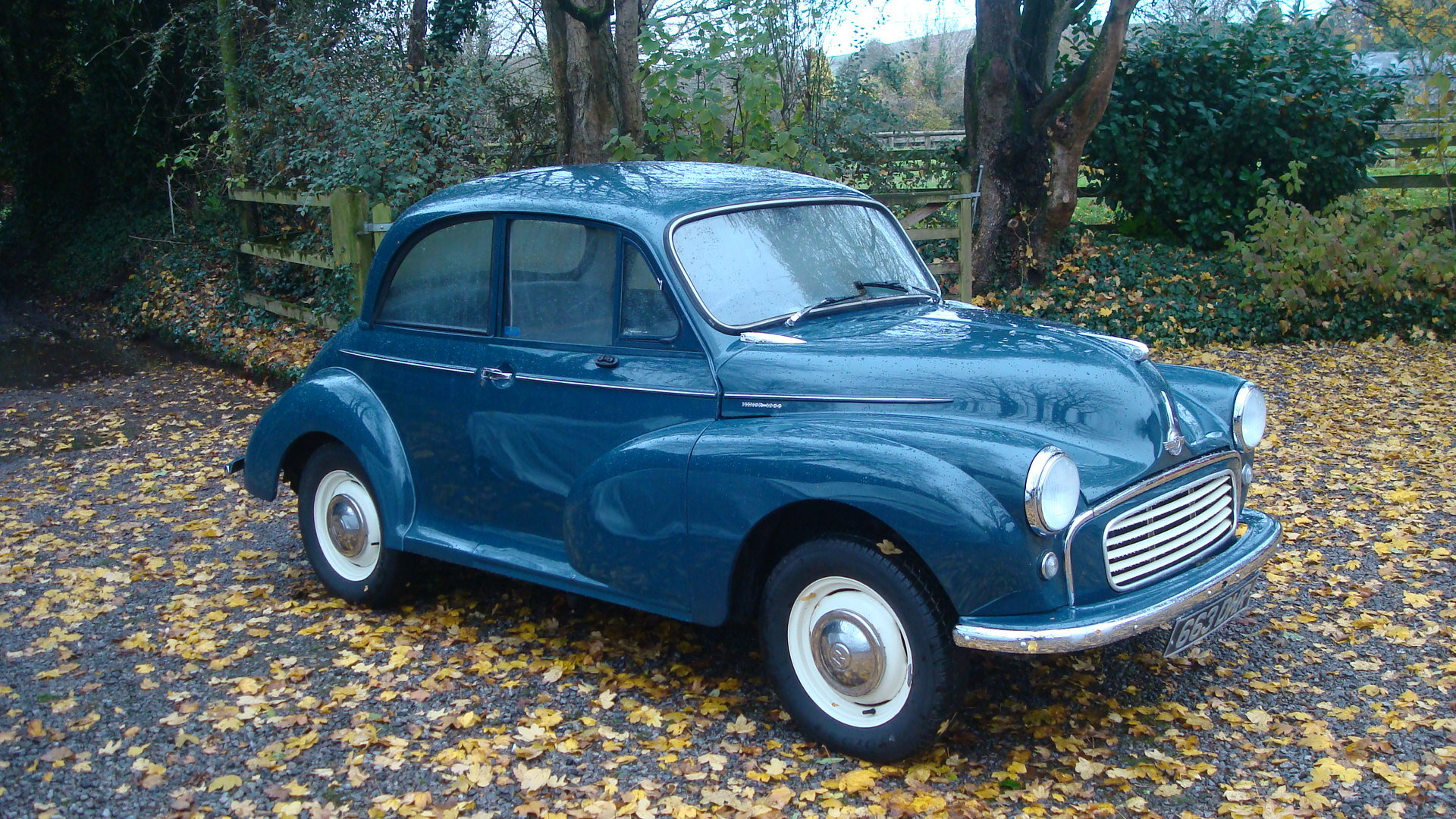 1964 Morris Minor 1000 SOLD (picture 1 of 6)
