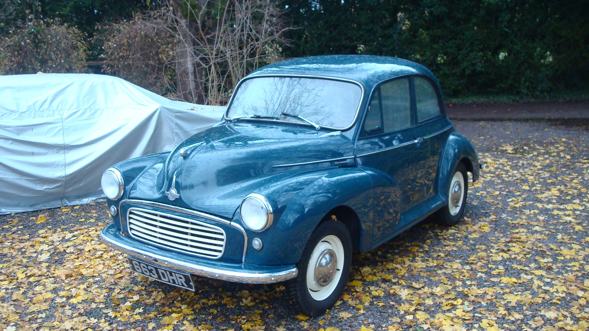 1964 Morris Minor 1000 SOLD (picture 2 of 6)
