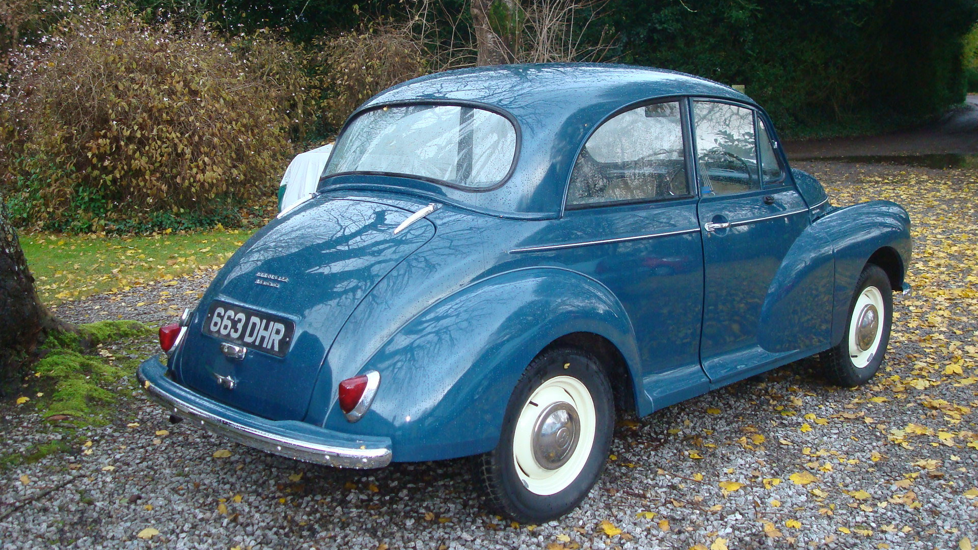 1964 Morris Minor 1000 SOLD (picture 4 of 6)