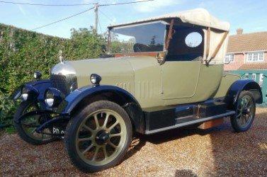 1923 Morris Cowley 'Bullnose'