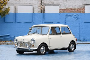 Picture of 1960 Mk1 Morris Mini 850 Saloon SOLD