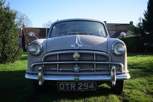 1955 MORRIS OXFORD SERIES II - DELIGHTFULLY ORIGINAL & SOLID SOLD