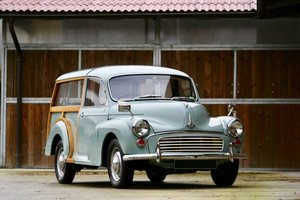 1967 Morris Minor Traveller 1000
