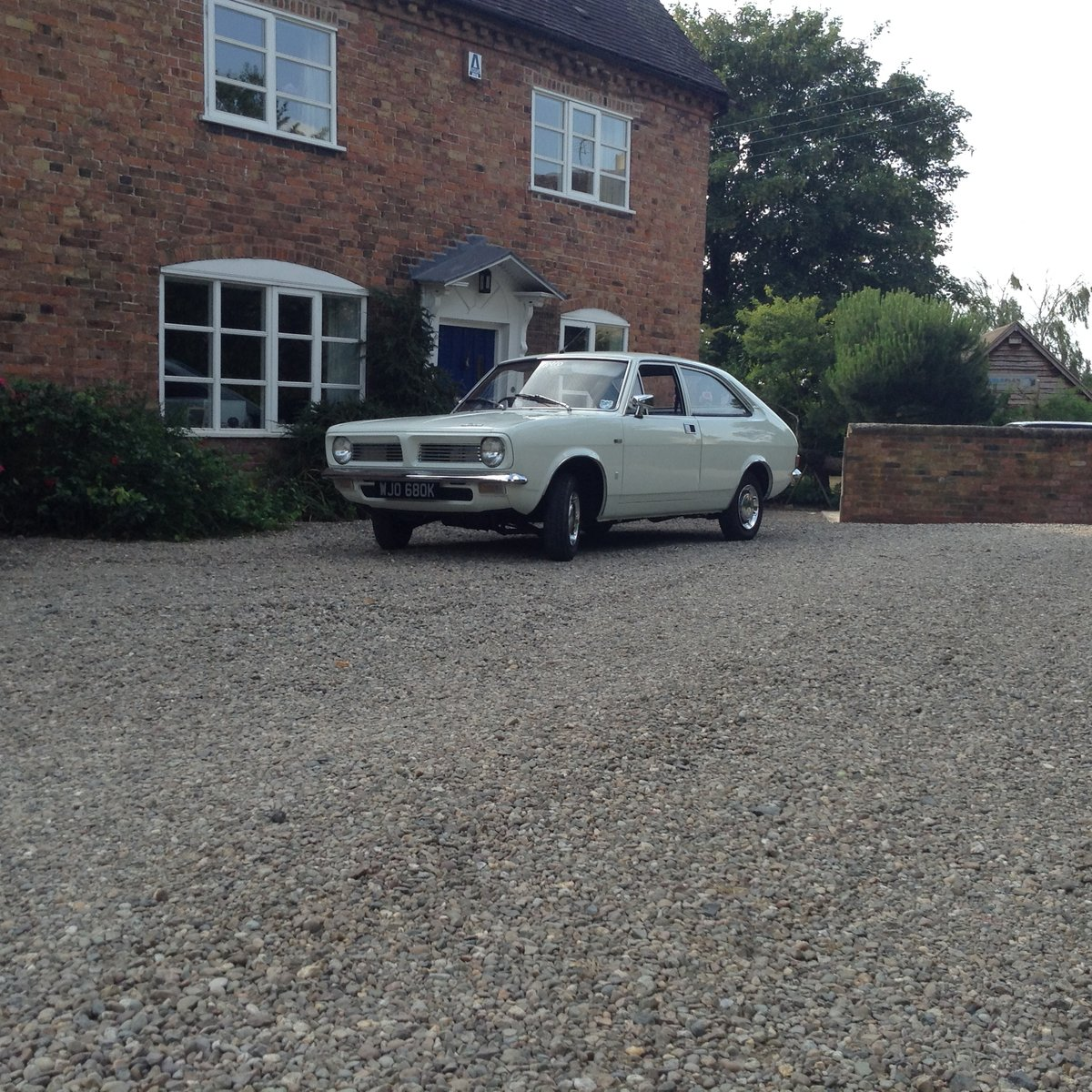 1972 Morris Marina 1.3 Coupe SOLD (picture 1 of 6)