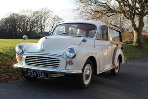 Morris Minor Traveller 1962 - To be auctioned 31-01-2020 For Sale by Auction