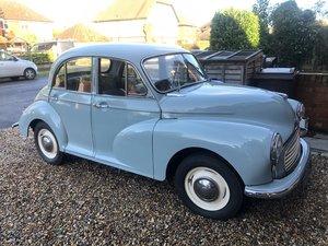 1959 Morris Minor 1000 4 Door saloon For Sale