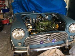 1960 Downton Morris Mini Minor For Sale