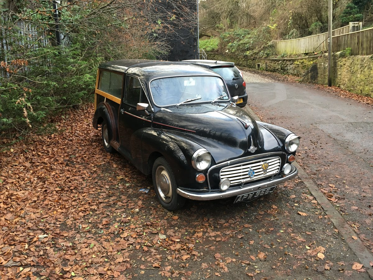1971 Morris Minor Traveller - Good Condition For Sale (picture 1 of 6)