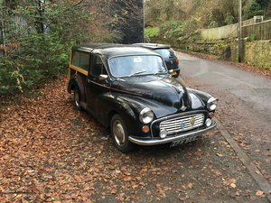 1971 Morris Minor Traveller - Good Condition For Sale