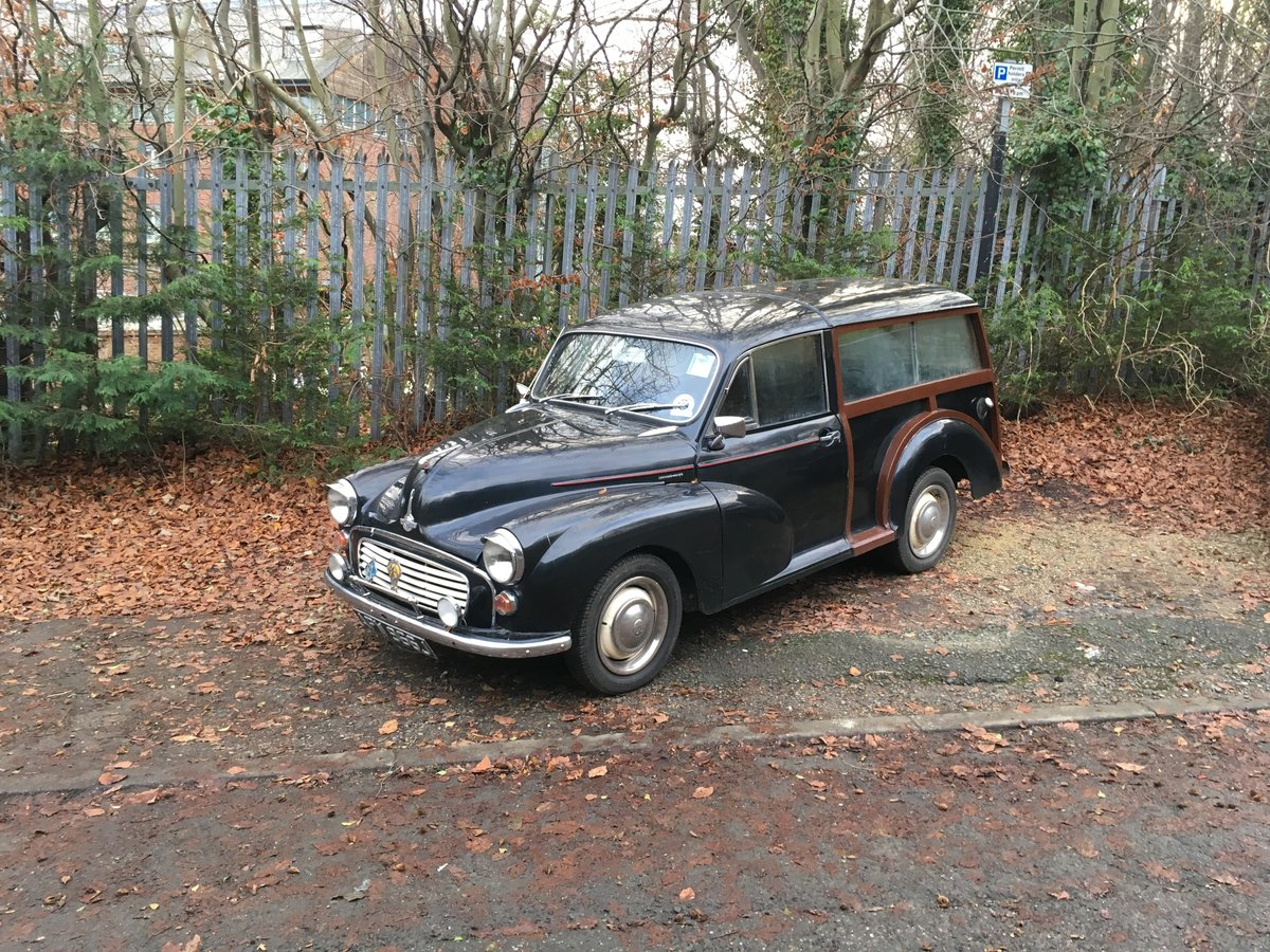 1971 Morris Minor Traveller - Good Condition For Sale (picture 2 of 6)