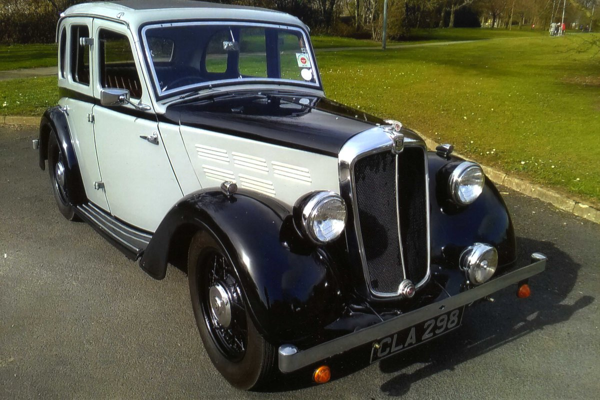 1935 Morris Ten/Four For Sale (picture 1 of 6)