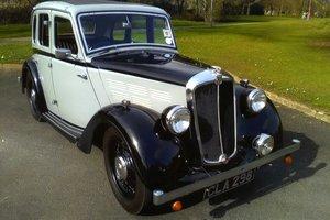1935 Morris Ten/Four