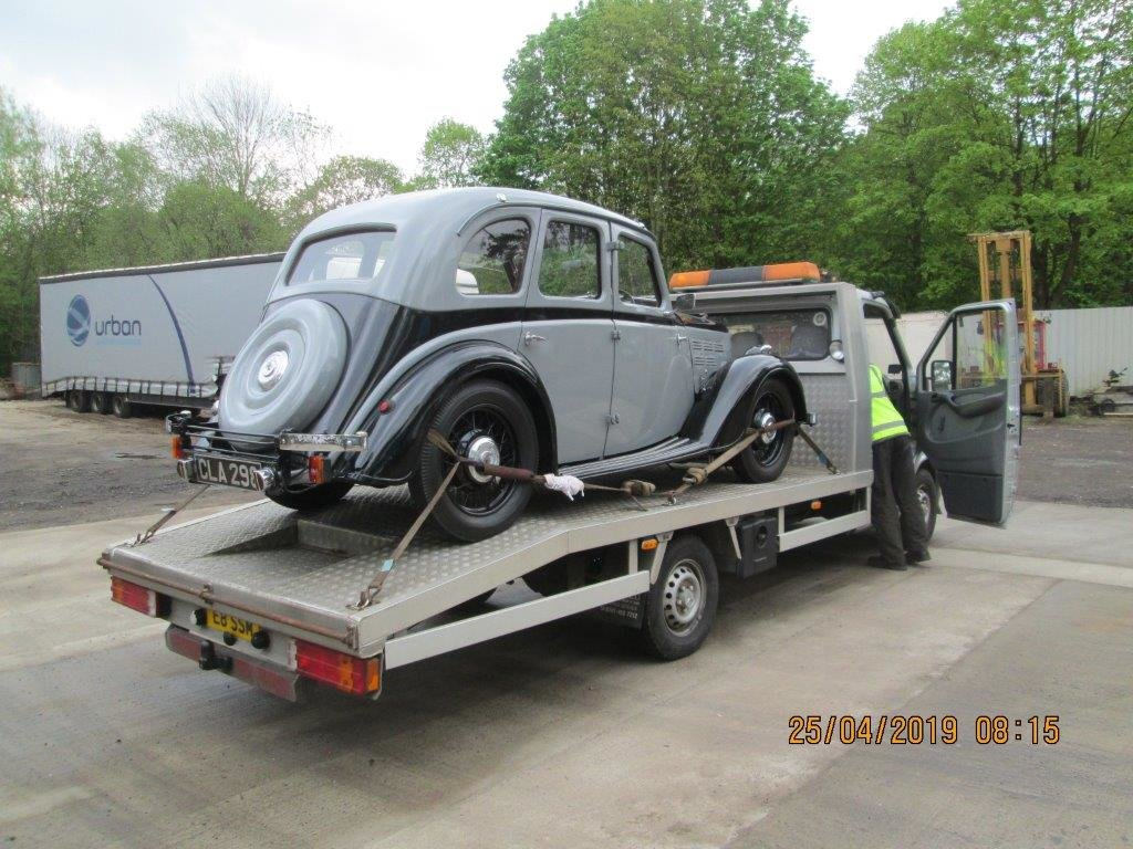 1935 Morris Ten/Four For Sale (picture 2 of 6)