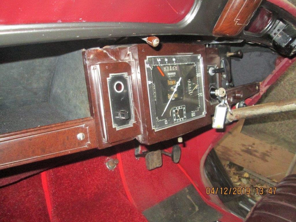 1935 Morris Ten/Four For Sale (picture 3 of 6)