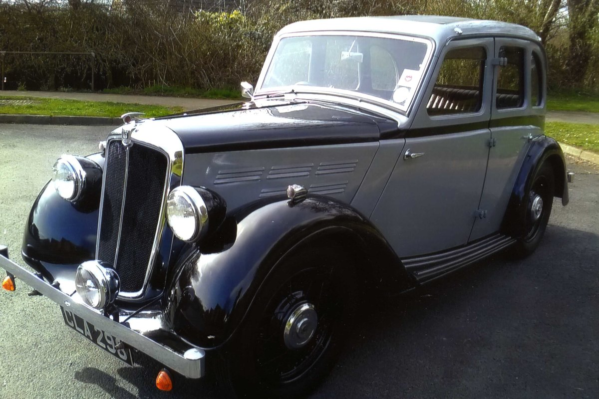 1935 Morris Ten/Four For Sale (picture 4 of 6)