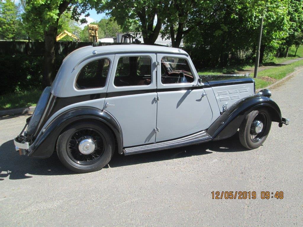 1935 Morris Ten/Four For Sale (picture 6 of 6)