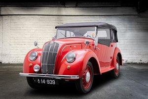 1939 Morris 8 Convertible