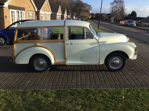 1970 Morris traveller For Sale