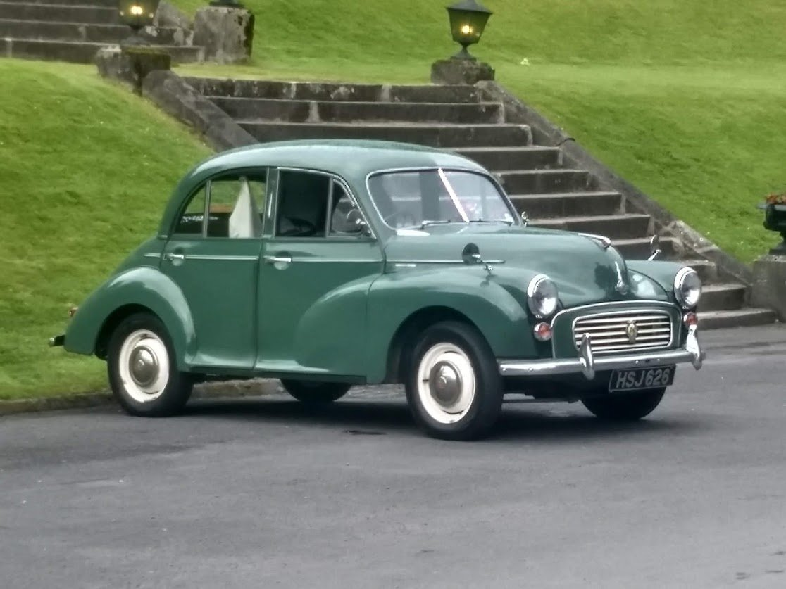1956 Morris Minor 1000 Split Screen 4dr Saloon For Sale (picture 5 of 6)