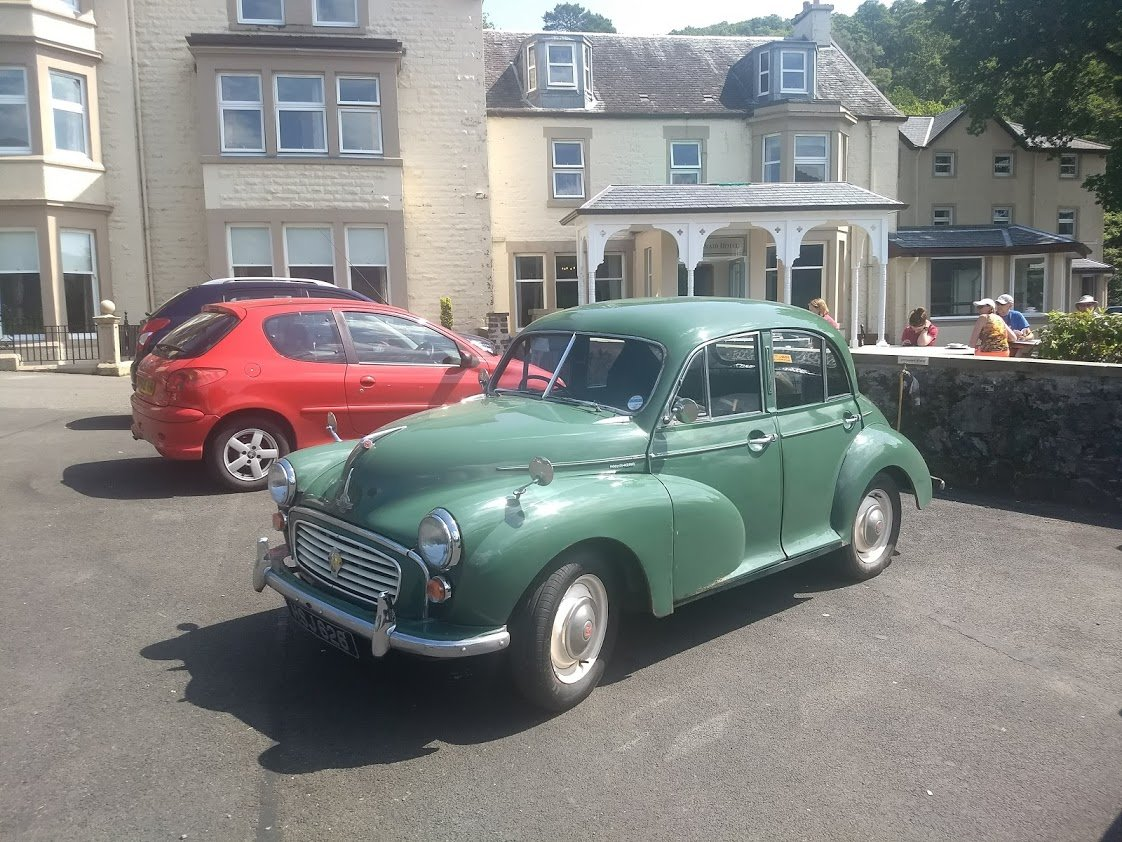 1956 Morris Minor 1000 Split Screen 4dr Saloon For Sale (picture 6 of 6)