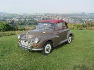 1970 1971 Morris Minor Convertible