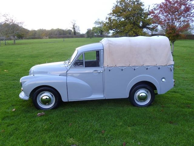 1970 Austin Morris 1000 pick up totally restored For Sale (picture 3 of 6)