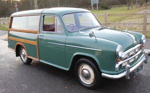 1955 Morris  Oxford  SOLD