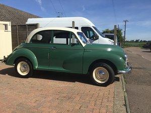 1954 Split screen ser 2 Morris minor For Sale