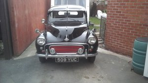 1954 minor classic  car For Sale