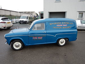 Picture of 1965 MORRIS Half Ton Van ~  SOLD