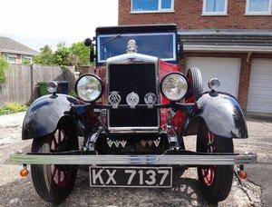 1930 Morris Cowley Flatnose