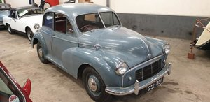 1953 Morris Minor 1000 For Sale by Auction