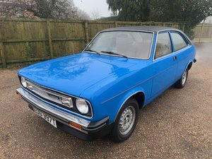 1979 Morris Marina L Coupe For Sale by Auction