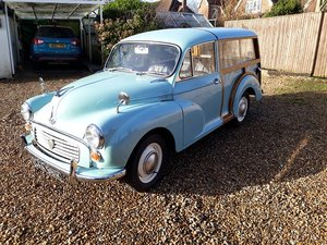 1971 MORRIS !000 TRAVELLER For Sale