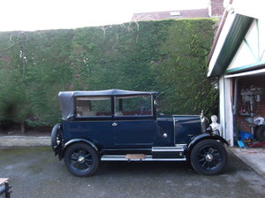1924 Bullnose oxford cabriolet superb For Sale