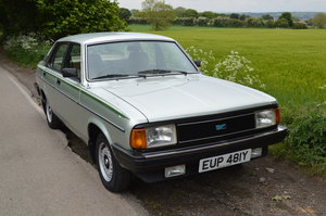 1982 Morris Ital 1700 SLX 'Y' For Sale