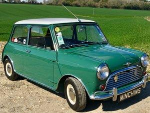"""1967 Morris Mini Cooper Mk 1 """"CONCOURS"""" 998cc  1966 (E)"""