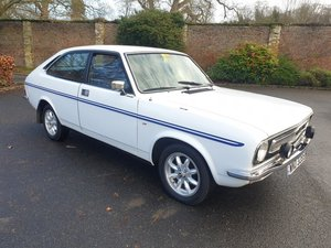 1978 Morris Marina 1.8 GT Coupe For Sale by Auction