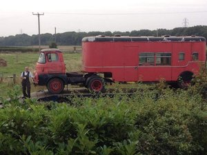 1961 Morris FFK mobile post office GPO3 For Sale