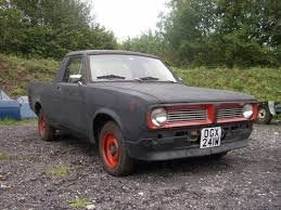 0000 Morris Marina Pickup Barn-find