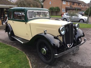 1934 Morris 15/6 Coupe Tourer