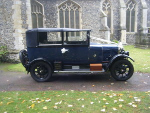 1926 Morris Oxford Cabriolet