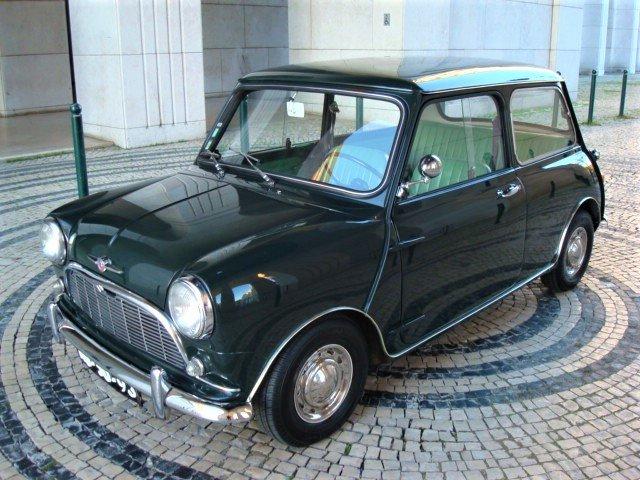 1966 Morris Mini 850 Super Mk I For Sale (picture 1 of 6)