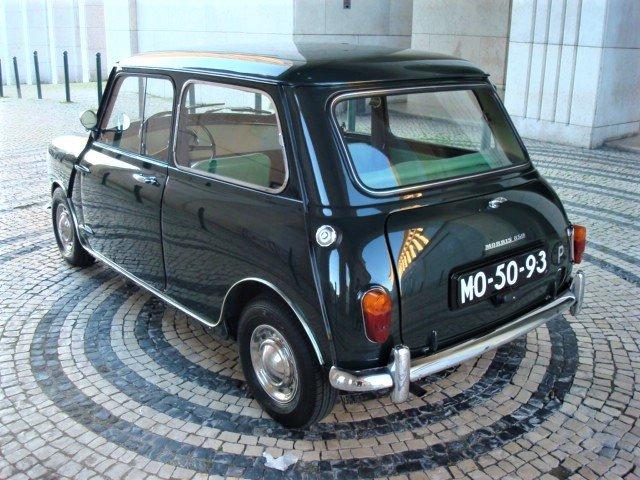 1966 Morris Mini 850 Super Mk I For Sale (picture 2 of 6)